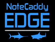NoteCaddy Edge