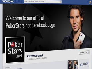 pokerstars на facebook