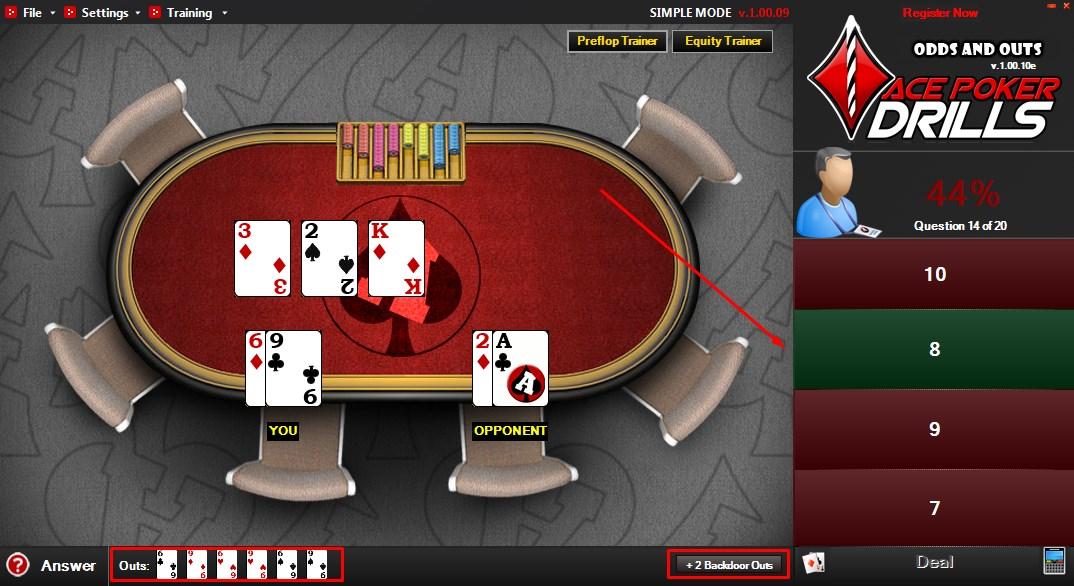 Тренажер по покеру онлайн бесплатно казино вулкан игры бесплатно и без регистрации