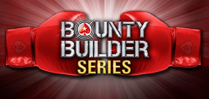 25 миллионов в турнирой серии Bounty Builder на Pokerstars