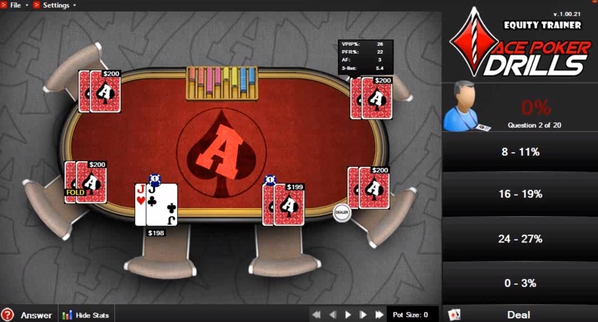 Набор покерный pokerstars